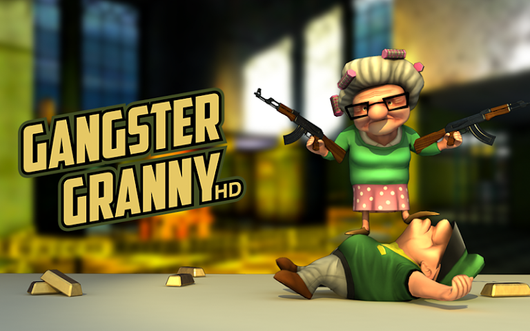 android Gangster Granny Screenshot 12