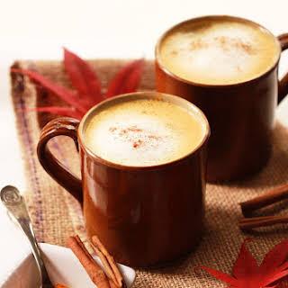 Turmeric Cinnamon Latte.