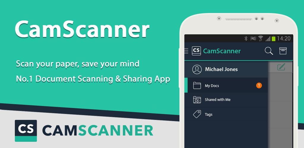CamScanner HD Apk