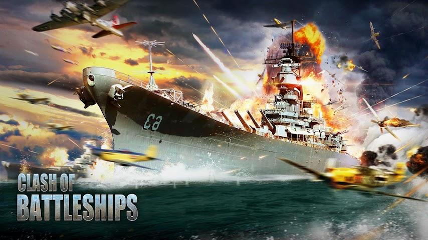 android Clash of Battleships Screenshot 0