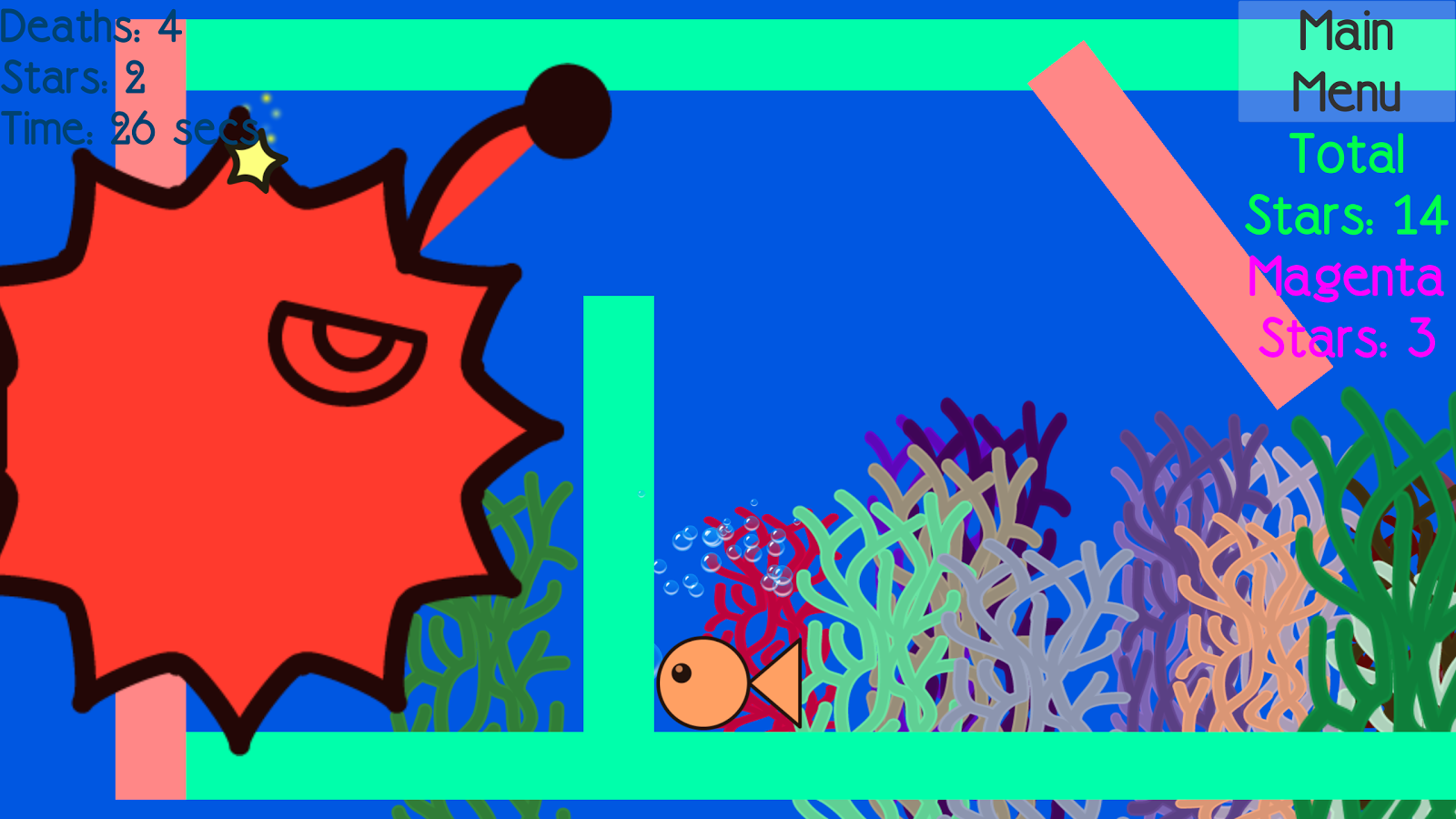 Fish Simulator- screenshot