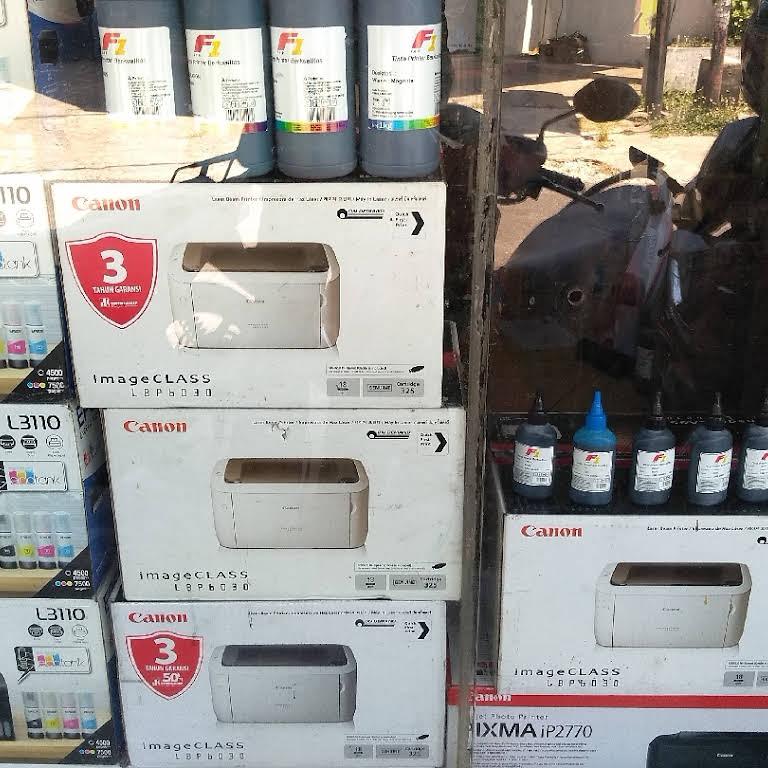 Pelangi Printer - MD f1 ink, Canon, Epson, Artpaper
