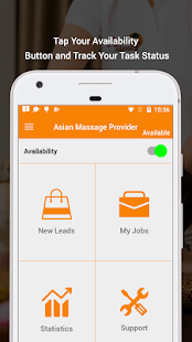 Asian Massage Provider - náhled