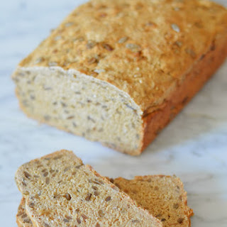 Sunflower Seed Whole Wheat Bread