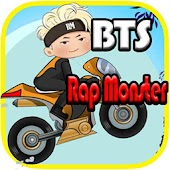 BTS Rap Monster Racer