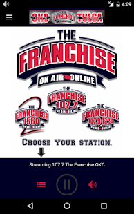 The Franchise- screenshot thumbnail