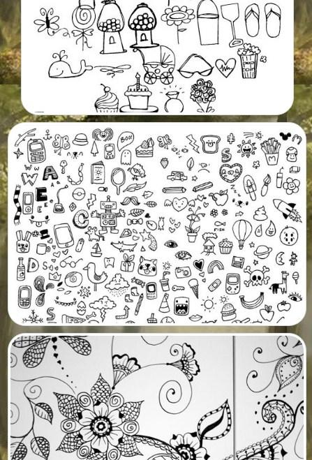 Simple Doodles to Draw - Android Apps on Google Play