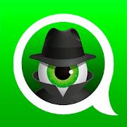 Agent Spy -No blue ticks, No last seen, Ghost Mode