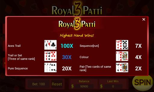 Royal Teen Patti Slot 1.1 screenshots {n} 3