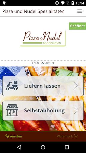 Pizza und Nudel Spezialitäten