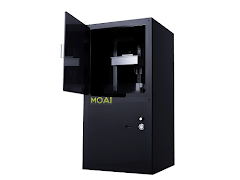 Peopoly Moai Laser SLA 3D Printer - Fully Assembled