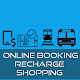 Download Online Bookings and Recharge- Deals and Offers For PC Windows and Mac