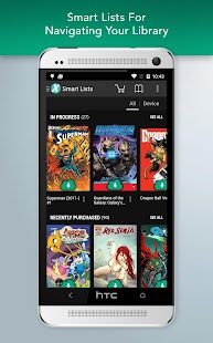 Comics - screenshot thumbnail