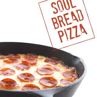 Deep Dish Soul Bread Pizza