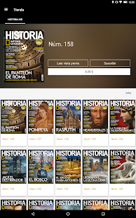 Historia National Geographic- screenshot thumbnail