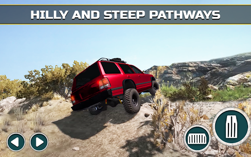Off road 4X4 Jeep Racing Xtreme 3D 2 1.0.8 screenshots 5