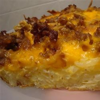 Hash Brown Egg Cheese Casserole Recipes