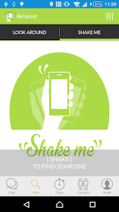 ShakeMe Chat screenshot 0