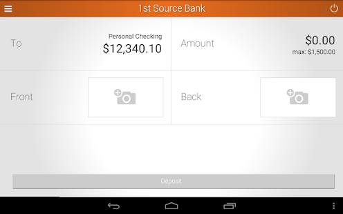1st Source Bank Mobile- screenshot thumbnail