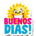 Stickers de Buenos días 😍 Buenas tardes y Noches icon