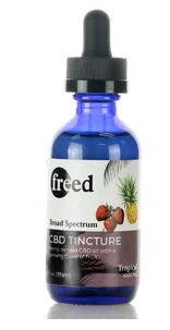 freed CBD Oil