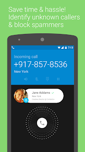 Caller ID + App Download For Android 1