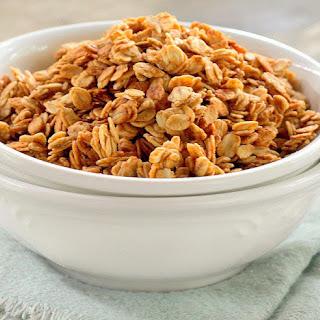 Peanut Butter Cinnamon Granola Recipes