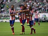 L'Atlético devra faire sans Gabi