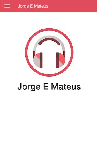 Jorge e Mateus Letras
