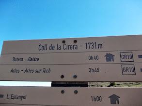 Photo: Après le Refuge de Batère (Avetere),notre prochaine étape le Col de la Cerise