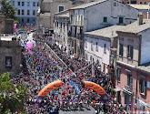 Giro-jury grijpt in en bereikt compromis met de renners