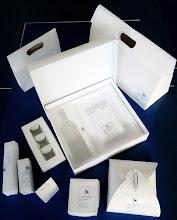 Photo: Caixas Especiais, Sacolas e outros Protótipos variados.
