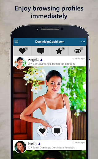 DominicanCupid - Dominican Dating App 2.3.9.1937 screenshots 2