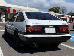 スプリンタートレノ AE86 GT APEXのカスタム事例画像 藤原さんの2019年10月08日19:10の投稿