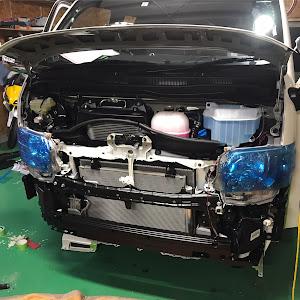 ハイエースバン GDH201Vのカスタム事例画像 garage315     315factoryさんの2020年02月21日22:20の投稿