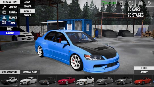 Touge Drift & Racing MOD APK 1.6 1