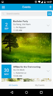 PHPfox 4 Mobile Application- screenshot thumbnail
