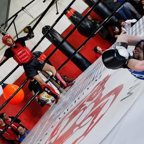 TKO by João Pedro Ferreira Simões - Sports & Fitness Boxing ( corner, fight, ko, sport, knockout, kids, kickboxing )