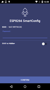 ESP8266 SmartConfig- screenshot thumbnail