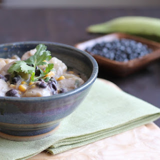 Black Bean, Yucca and Plantain Stew