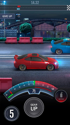 Instant Drag Racing apkslow screenshots 3