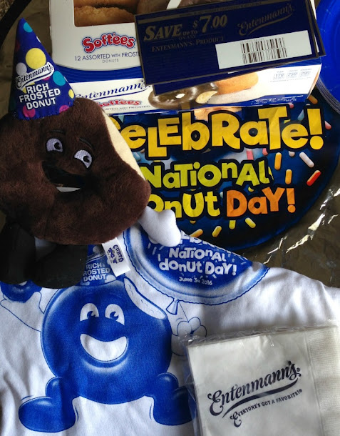 National Donut Day Prize Pack from Entenmann's