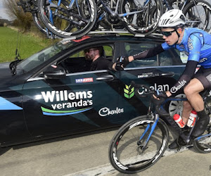 """Van Aert krijgt opnieuw lof na mooie prestatie: """"Hij was bij de vijf beste"""""""