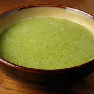 Cream Of Broccoli Soup No Flour Recipes.