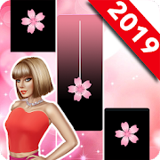 Taylor Piano Tiles Pink 2019 Music, Games & Magic APK