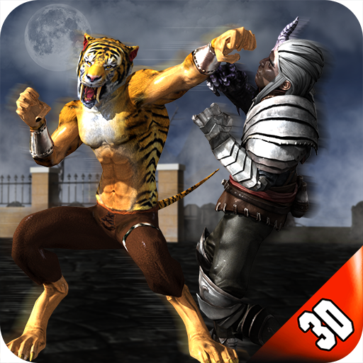 Terra Fighting Warlords: Immortal king Fighters 3D