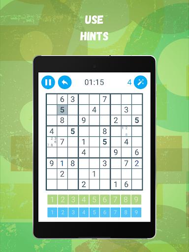 Sudoku: Train your brain painmod.com screenshots 8