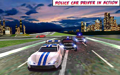 City Police Car Driving 3D