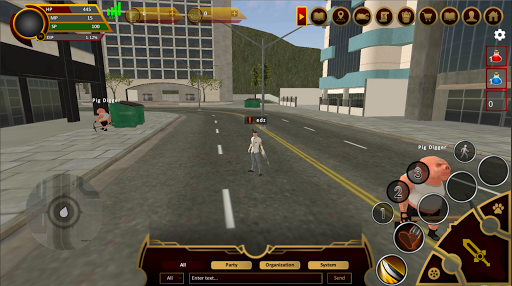 Walk Online Mobile 0.9.7a screenshots 1
