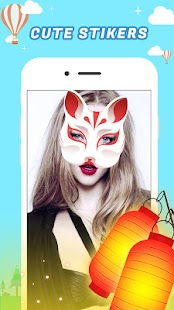 Face Swap - Live Sticker Kamera & Fotoeditor Screenshot